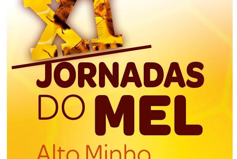 XI JORNADAS DO MEL DO ALTO MINHO