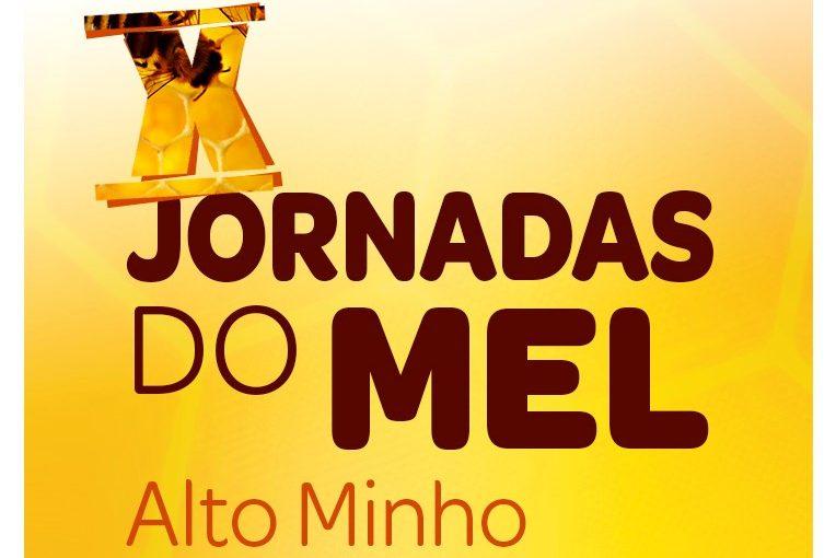 X JORNADAS DO MEL DO ALTO MINHO