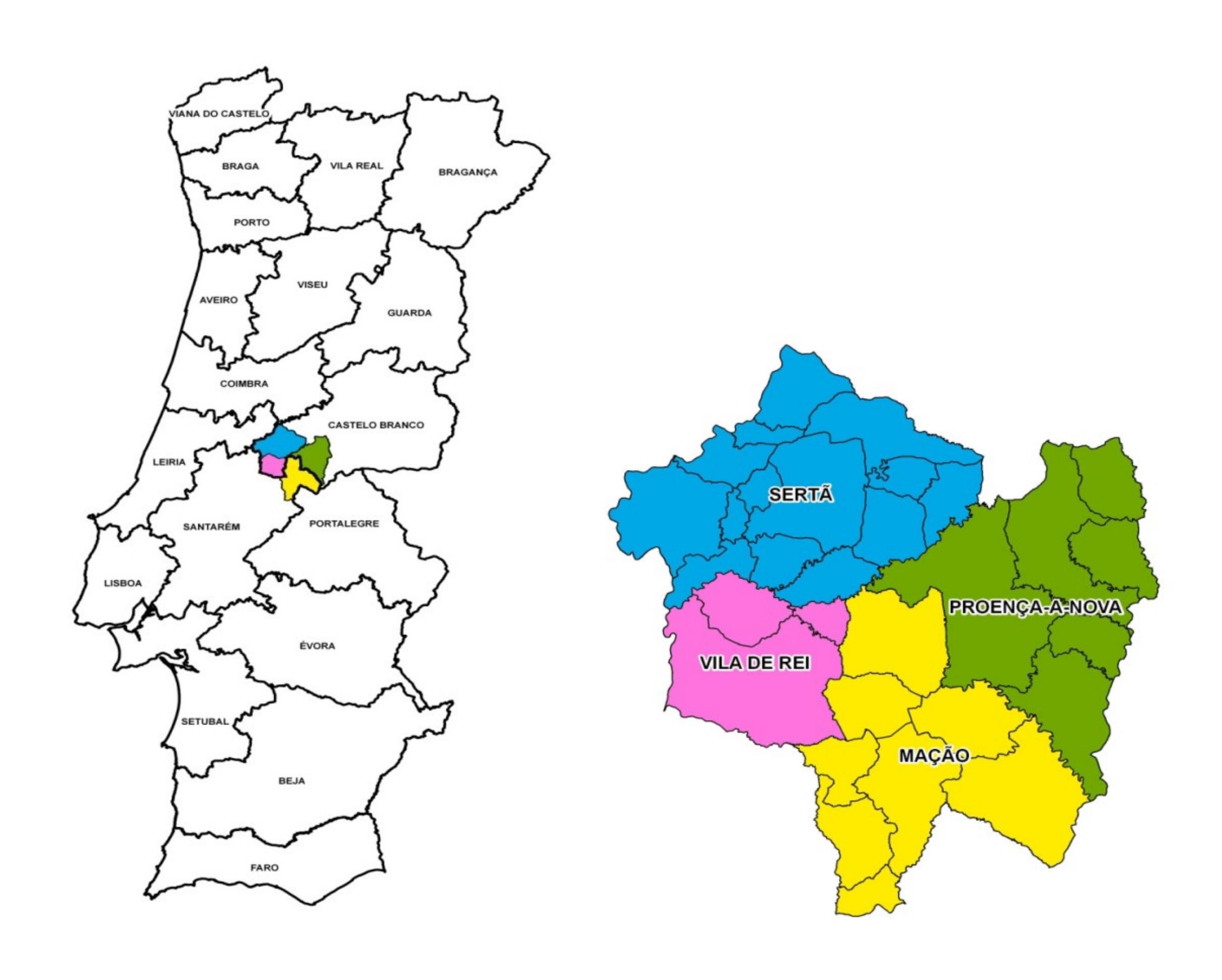 mação mapa MELBANDOS – Cooperativa de Apicultores do Concelho de Mação, C.R.L  mação mapa